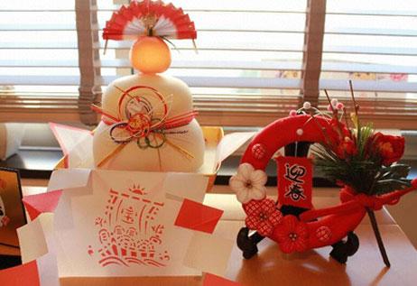 Tìm hiểu phong tục đón năm mới của người Nhật